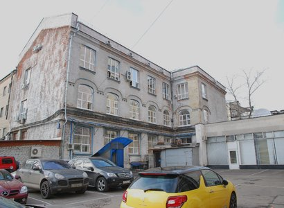 Зубовский б-р, 21-23с1, фото здания