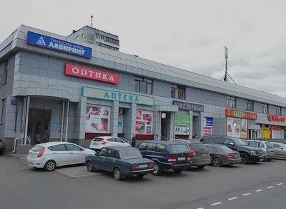 Цандера, 7к2а, фото здания