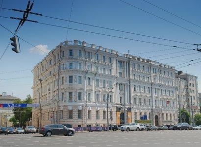 Зубовские Ворота, фото здания