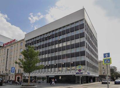 Зубовский б-р, 25к1, фото здания