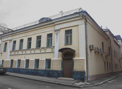 Коробейников пер, 22с2, фото здания