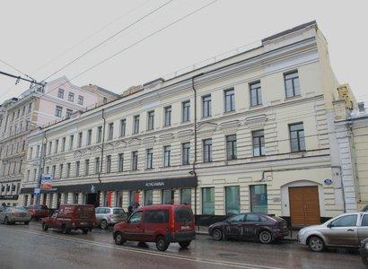 Матвеевский, фото здания