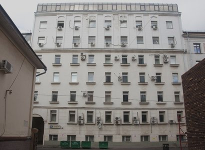 Бурденко, 14а, фото здания