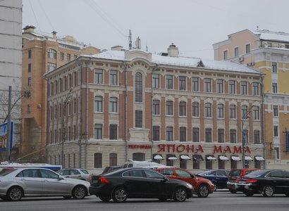 Смоленский б-р, 4, фото здания