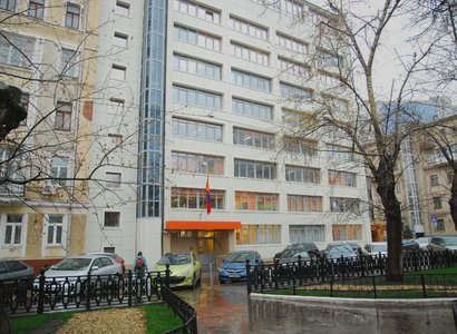 Каракорум Плаза, фото здания
