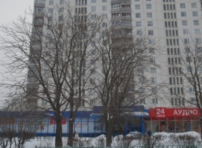 Славянский б-р, 13к1, фото здания