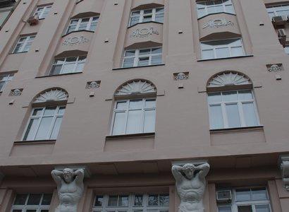 Староконюшенный пер, 39, фото здания