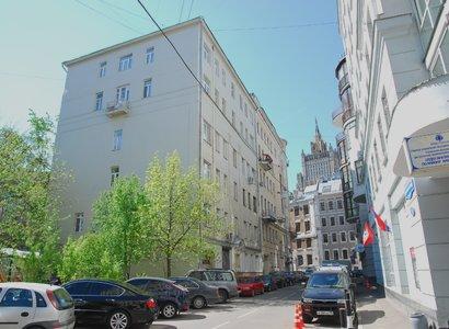 Кривоарбатский пер, 19, фото здания