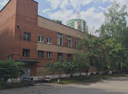 Маршала Жукова пр-т, 52к2с1, фото здания