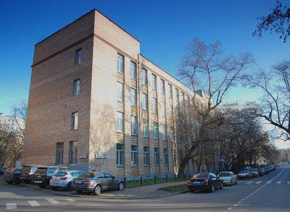 Мишина, 14с1, фото здания