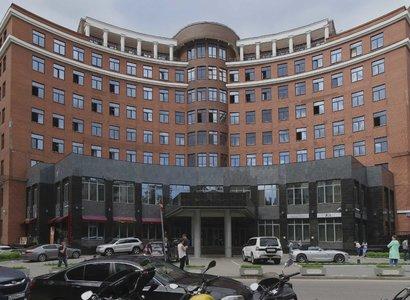 Краснопресненский-В+, фото здания