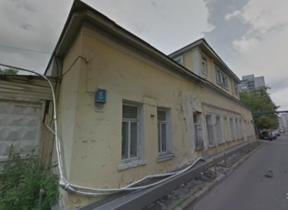 Новокирочный пер, 5, фото здания