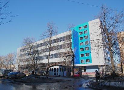 Ультрамарин, фото здания