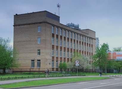 Снежная, 20с1, фото здания