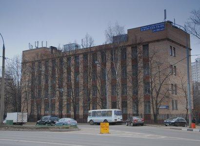 Ярцевская, 36с1, фото здания