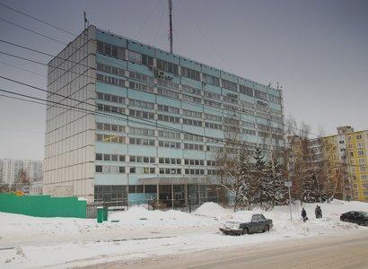 Чертановская 23а, фото здания