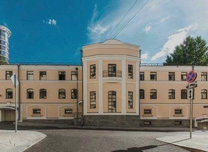 Панфиловский пер, 4с1, фото здания