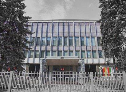 Пресненский Вал, 19с1, фото здания