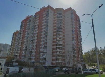 Грина, 1к3, фото здания