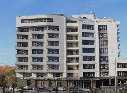 Крылатский 2, фото здания