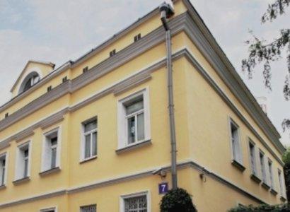 2-ой Спасоналивковский пер, 7, фото здания