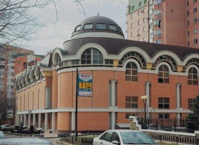 Зоологическая, 26а, фото здания