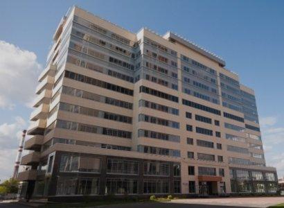 Nagatino i-land: Paskal, фото здания