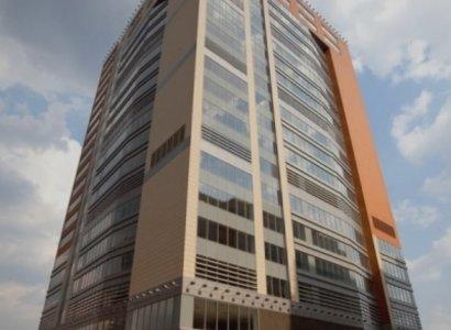 Nagatino i-land: Lobachevsky, фото здания