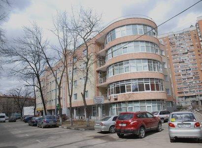Майский, фото здания