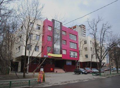 Первомайский, фото здания