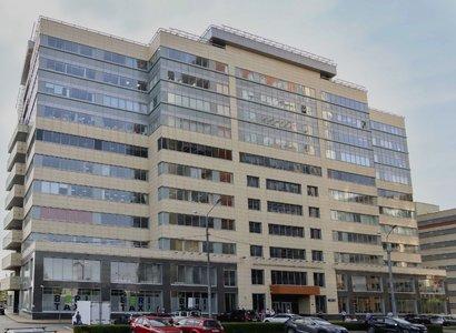 Нагатино Айлэнд: Ломоносов, фото здания