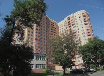 Дом на Борисовской, фото здания