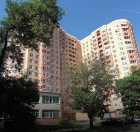 Дом на Борисовской