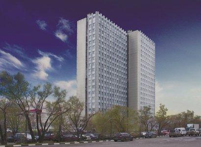Нагатинский, фото здания