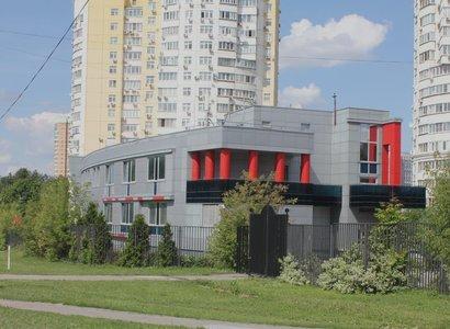 Удальцова, 50, фото здания