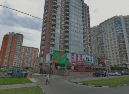 Островитянова, 11к1, фото здания