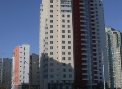Заповедный, фото здания
