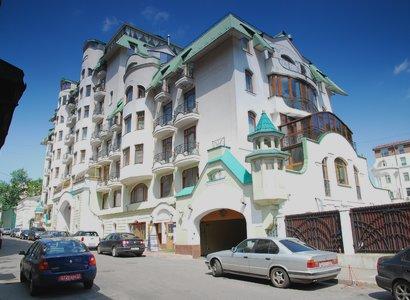 Сеченовский пер, 2, фото здания