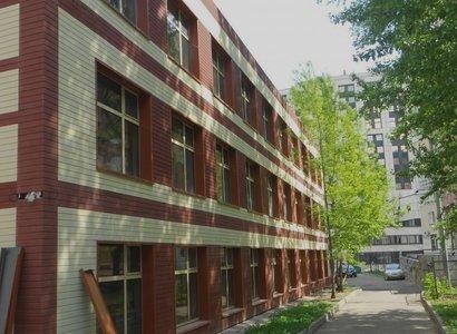 Спасский тупик, 8с1, фото здания
