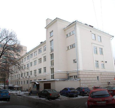Комсомольский пр-т, 42с3