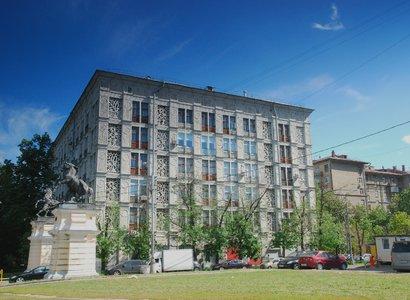 Ленинградский пр-т, 27, фото здания