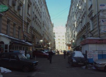 Козицкий пер, 12, фото здания