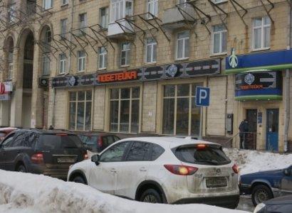 Ленинский пр-т, 72/2, фото здания