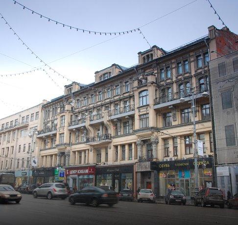 Тверская, 12