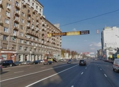 Ленинский пр-т, 12, фото здания