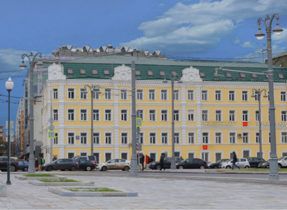 Тверская Застава, 2с2, фото здания