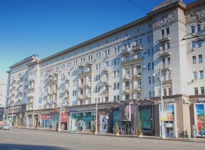 Тверская, 4, фото здания