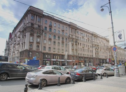 Тверская, 27, фото здания