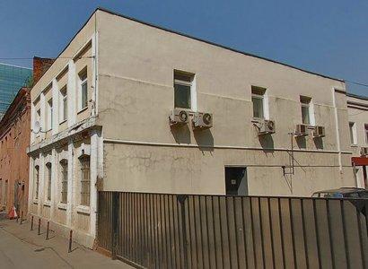 1-й Кожевнический пер, 16, фото здания