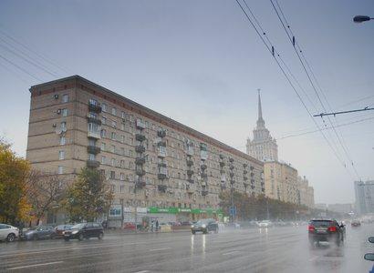 Кутузовский пр-т, 8, фото здания